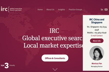 IRC Global Executive Search